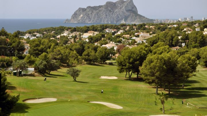 Club de Golf Ifach in Moraira